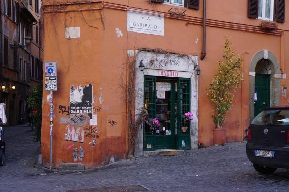 Lovely Trastevere